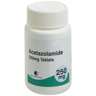 Acetazolamide (Diamox)