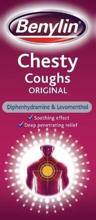 Benylin Chesty Cough Original - 300ml