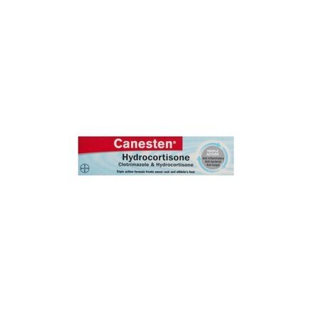 Canesten Hydrocortisone Cream 15g