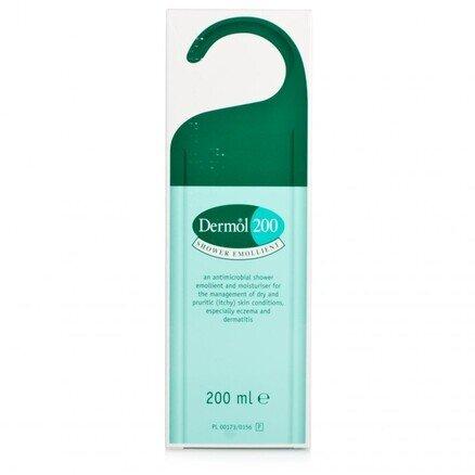 Dermol 200 Shower Emollient - 200ml