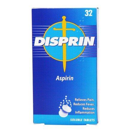 Disprin Soluble - 32 Tablets