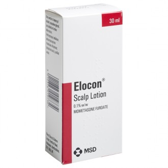 Elocon Scalp Lotion
