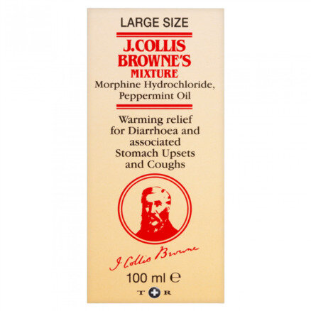 J Collis Browne's Mixture - 100ml