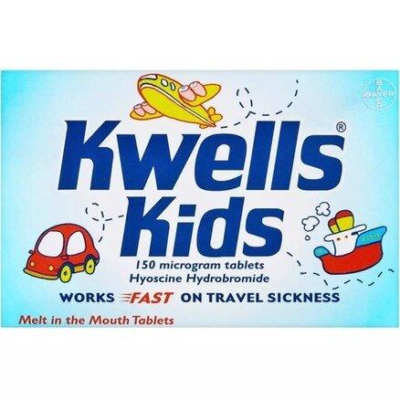 Kwells Kids - 12 tablets