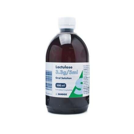 Lactulose 3.3g/5ml Oral Solution