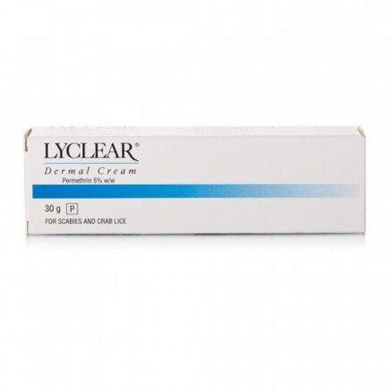 Lyclear Dermal Cream