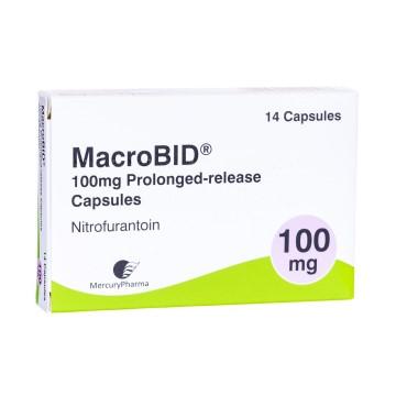 Macrobid (Nitrofurantoin MR)