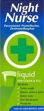 Night Nurse Liquid - 160 ml