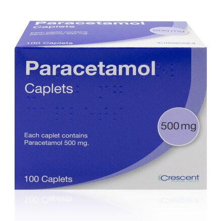 Paracetamol 500mg Tablets